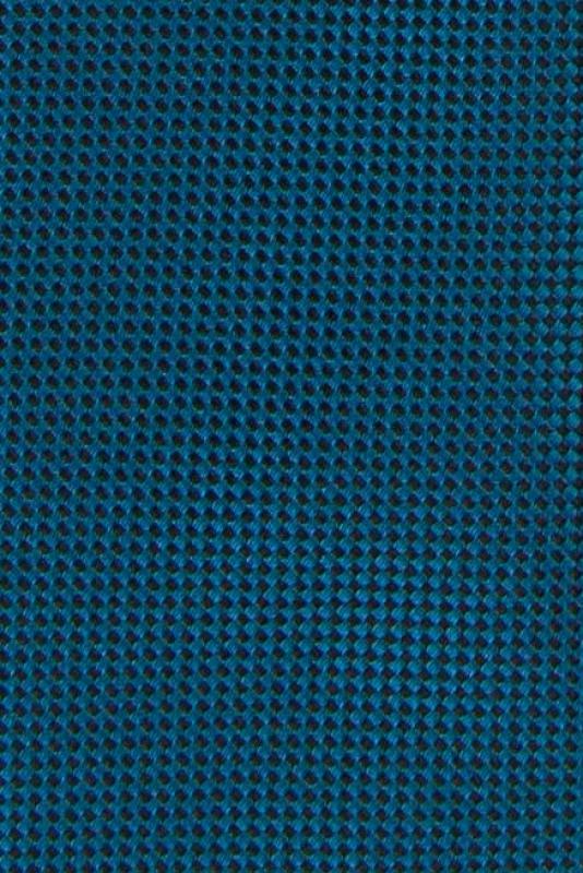 Cravata poliester tesut aqua cu structuri