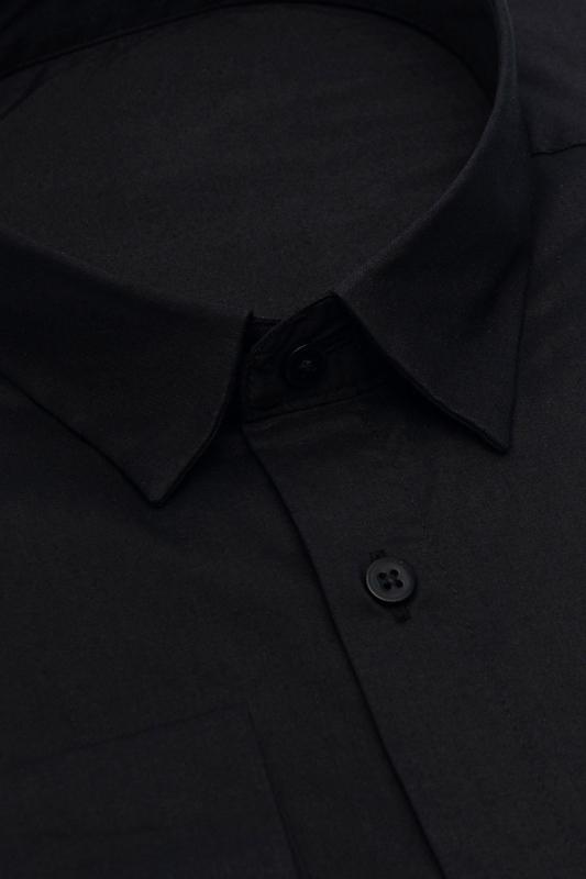 Camasa slim neagra