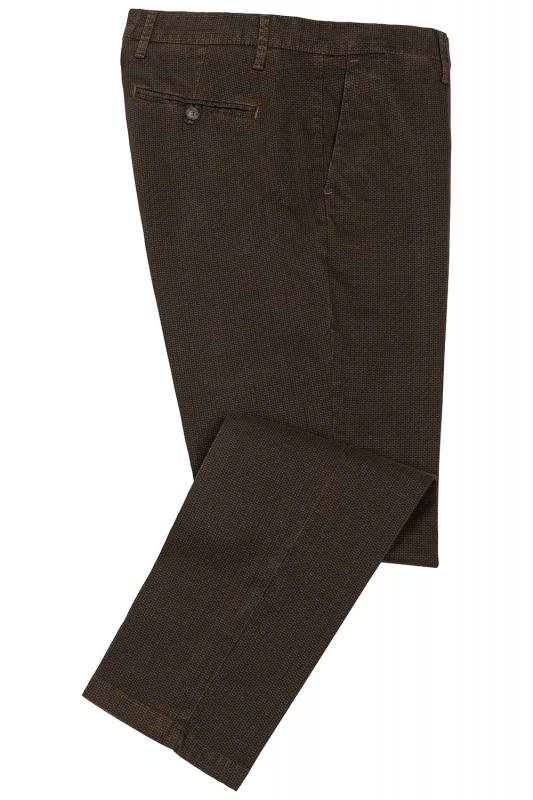 Pantaloni slim gri