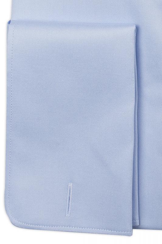 Camasa slim bleu uni