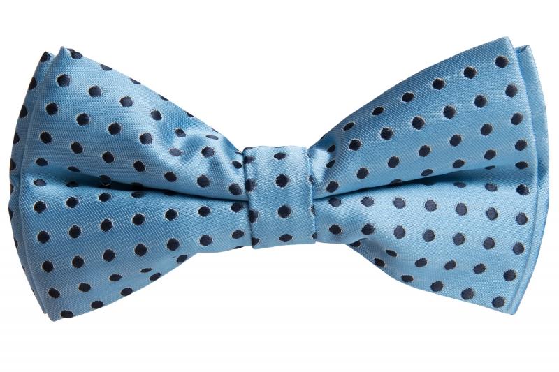 Papion bleu cu buline