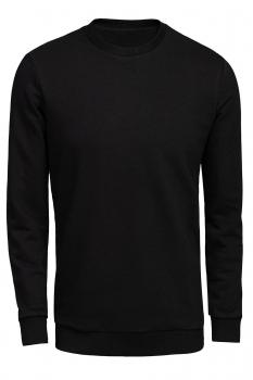 Bluza regular neagra uni