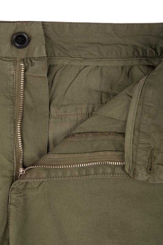 Pantaloni verzi uni