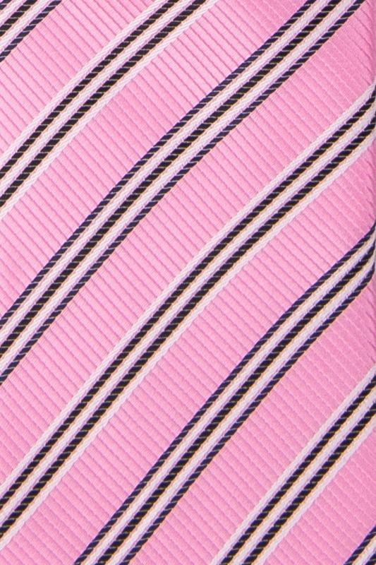 Cravata poliester bleumarin print lira