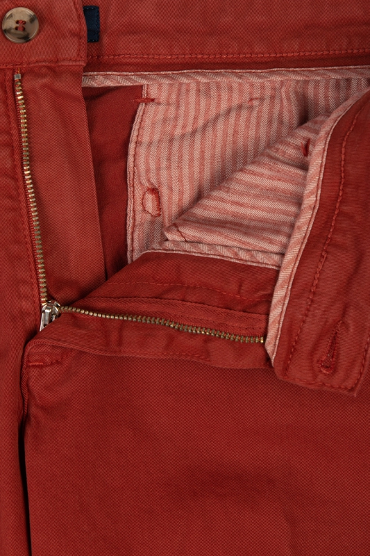 Pantaloni slim mustar uni