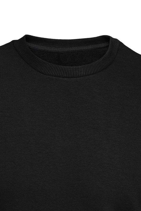 Bluza regular neagra