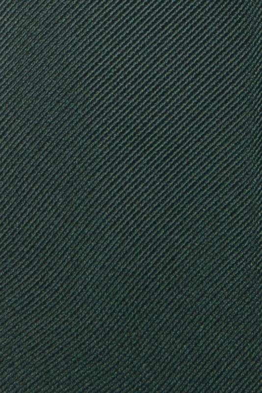 Cravata matase tesuta verde uni