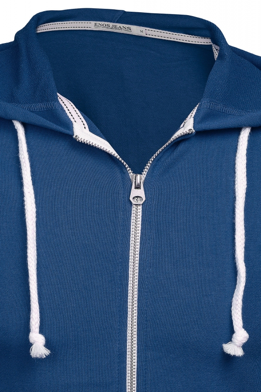 Hanorac bleumarin